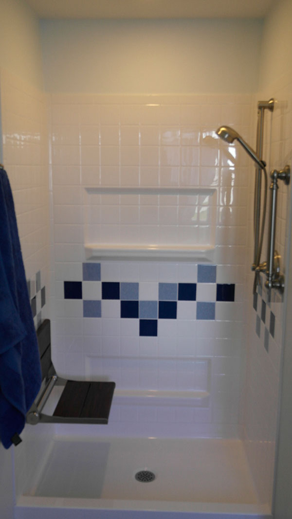 Showers | Accessible Living Concepts