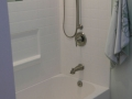 60'' x 32'' Tub Shower