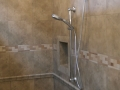 Custom Tile Shower Rain & Handheld Shower